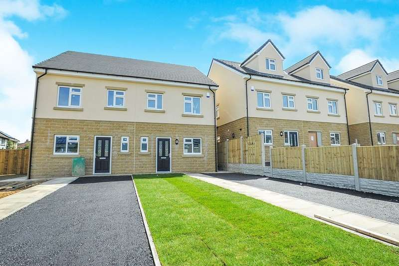 3 Bedrooms Semi Detached House for sale in Mapleton Court, Cottingley Park, Bingley, BD16