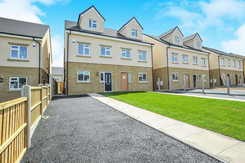 4 Bedrooms Semi Detached House for sale in Mapleton Court, Cottingley Park, Bingley, BD16