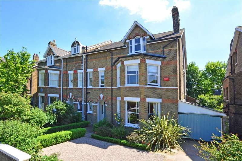 6 Bedrooms Semi Detached House for sale in Handen Road, Lee, London, SE12