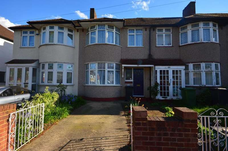 3 Bedrooms Terraced House for sale in Datchet Road Catford SE6