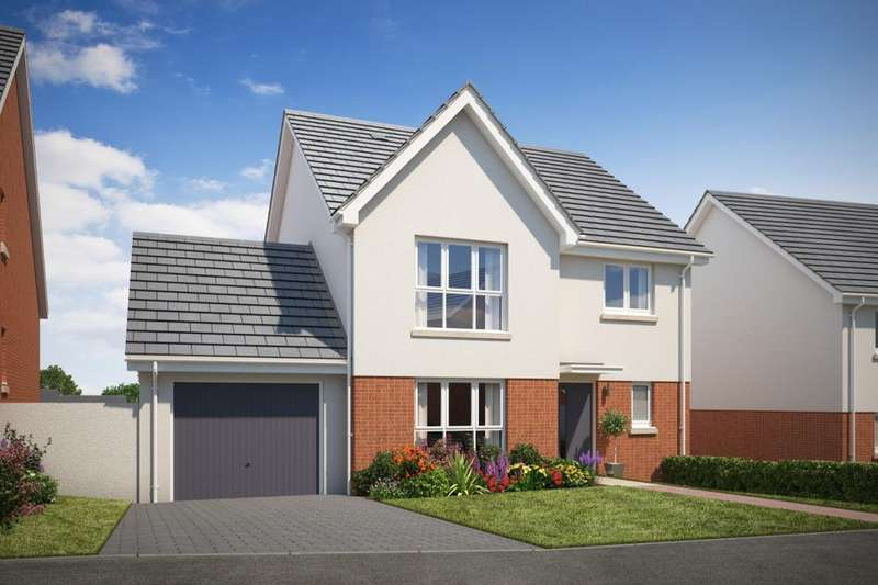 4 Bedrooms Detached House for sale in Kings Gate, Kingsteignton, Newton Abbot, TQ12