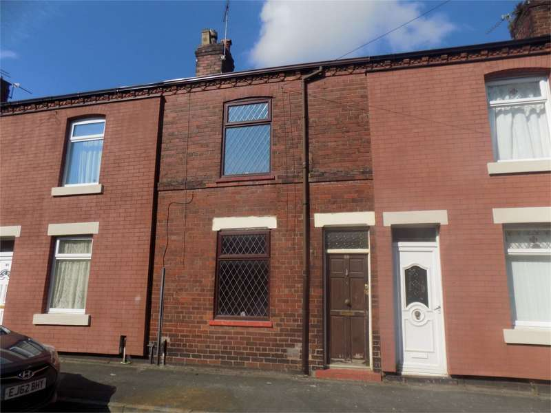 2 Bedrooms Terraced House for sale in Sydney Street, Platt Bridge, Wigan, Lancashire