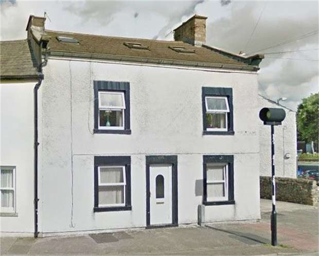 2 Bedrooms Maisonette Flat for sale in Poulton Square, Morecambe, Lancashire