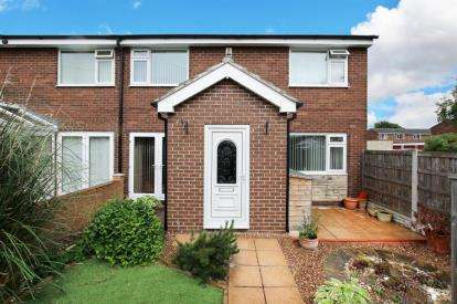 2 Bedrooms End Of Terrace House for sale in Walpole Close, Balby, Doncaster