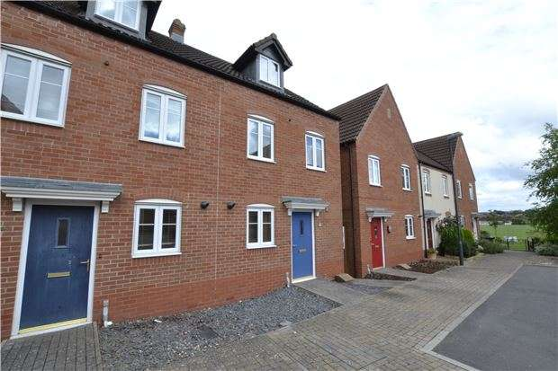 3 Bedrooms Town House for sale in Sheaves Park, Bristol, BS10 6WG