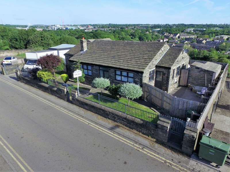 4 Bedrooms Detached House for sale in Wyke Lane, Oakenshaw