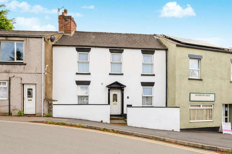 4 Bedrooms Town House for sale in Sparrow Hill, Coleford