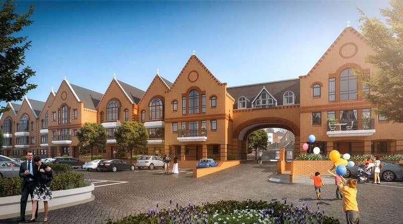 1 Bedroom Flat for sale in 1, Whyteleafe Hill, Whyteleafe, Surrey, CR3
