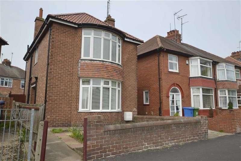 3 Bedrooms Property for sale in Queensgate, Bridlington, YO16