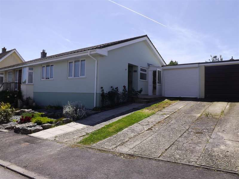 2 Bedrooms Bungalow for sale in Kingswood Close, Swanage