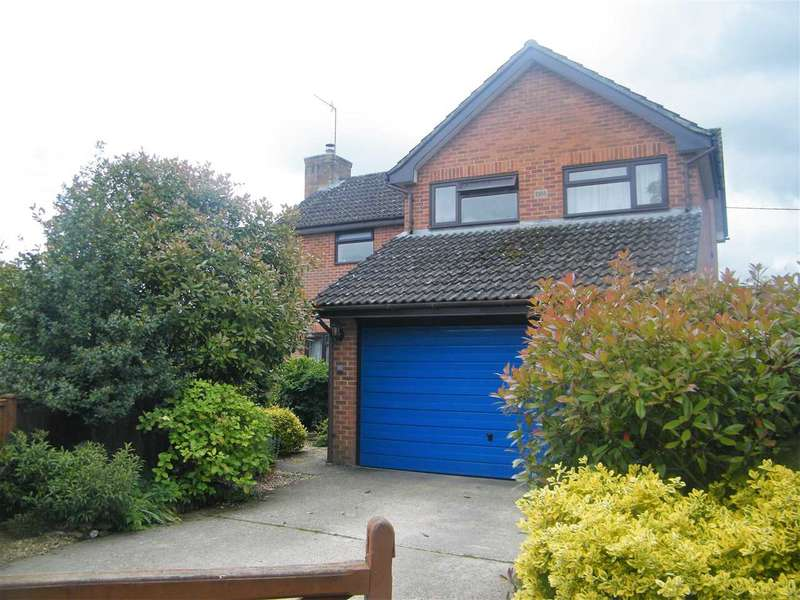 4 Bedrooms Detached House for sale in Bloswood Drive, Whitchurch