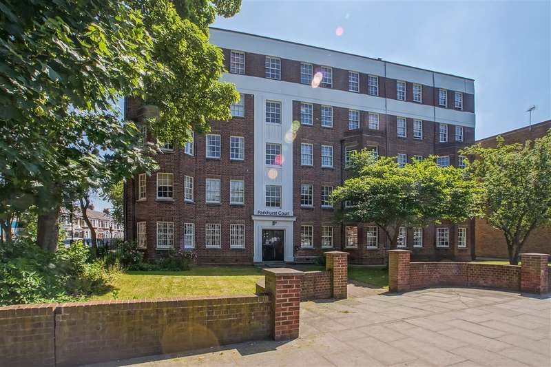 2 Bedrooms Flat for sale in Parkhurst Court, Warlters Road, London