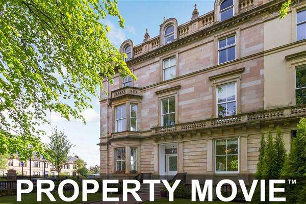 2 Bedrooms Duplex Flat for sale in Flat 2, 15 Crown Road North, Dowanhill, Glasgow, G12 9HD