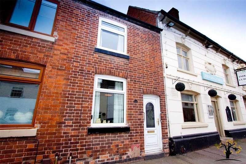 2 Bedrooms Terraced House for sale in Leicester Road, Mountsorrel, Mountsorrel
