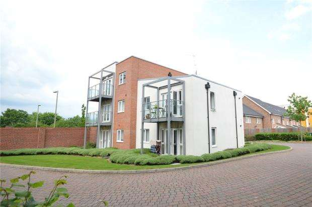 1 Bedroom Apartment Flat for sale in Lowe Gardens, Basingstoke, Hampshire