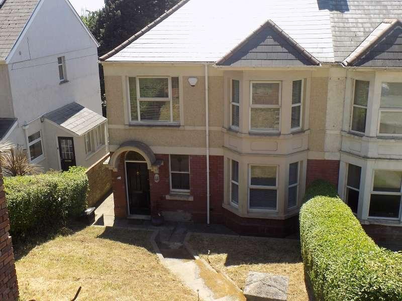 4 Bedrooms Semi Detached House for sale in Pentyla Baglan Road, Baglan, Port Talbot, Neath Port Talbot. SA12 8DS