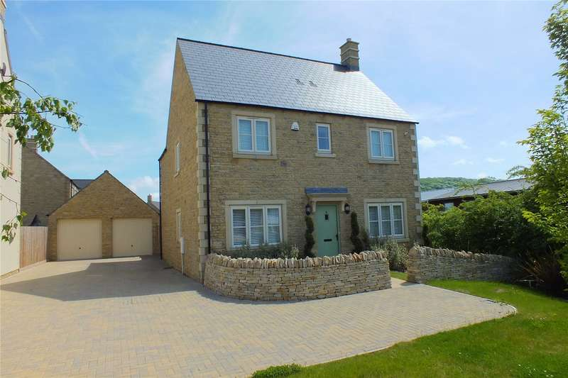 4 Bedrooms Detached House for sale in Pennylands Way, Winchcombe, Cheltenham, Gloucestershire, GL54