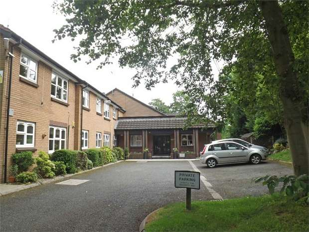 1 Bedroom Flat for sale in 105, GATLEY ROAD, Cheadle, Cheshire
