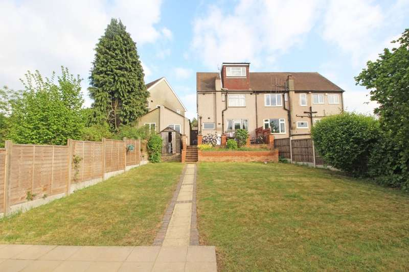 4 Bedrooms Semi Detached House for sale in Tudor Close, Dartford, DA1
