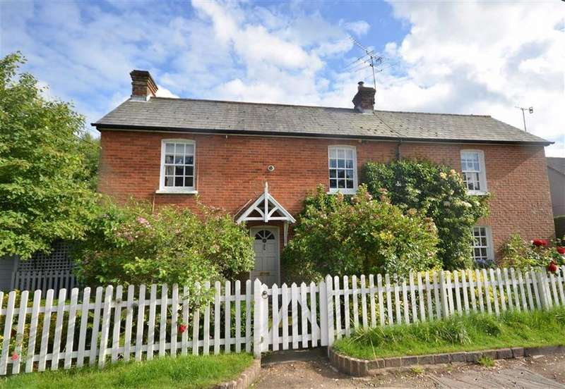 4 Bedrooms Detached House for sale in Middle Bourne Lane, Lower Bourne, Farnham