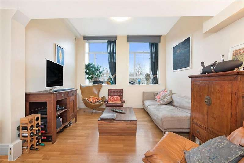 2 Bedrooms Flat for sale in The Lab Building, Rosebery Avenue, Clerkenwell, London, EC1R