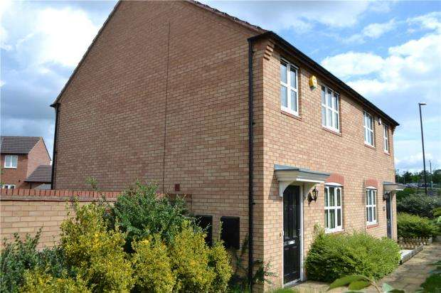 3 Bedrooms Semi Detached House for sale in Terry Road, New Stoke Village, West Midlands, Coventry