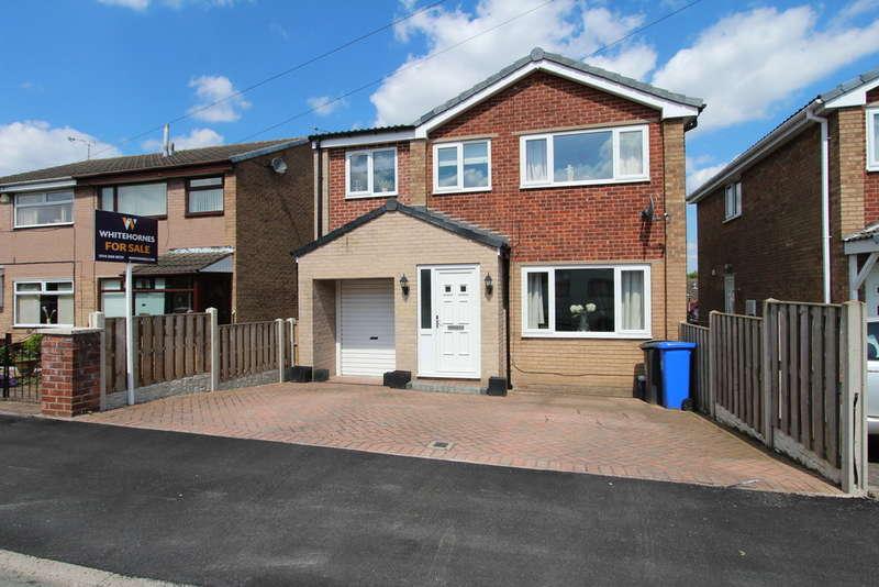 4 Bedrooms Detached House for sale in Dominoe Grove, Intake