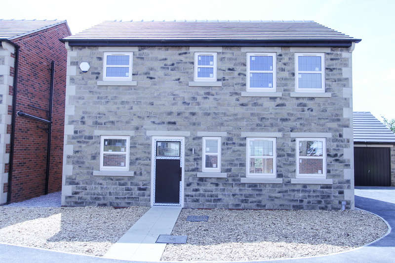 3 Bedrooms Detached House for sale in Plot 2, Low Farm Mews, West Melton, Rotherham, S63 6RQ