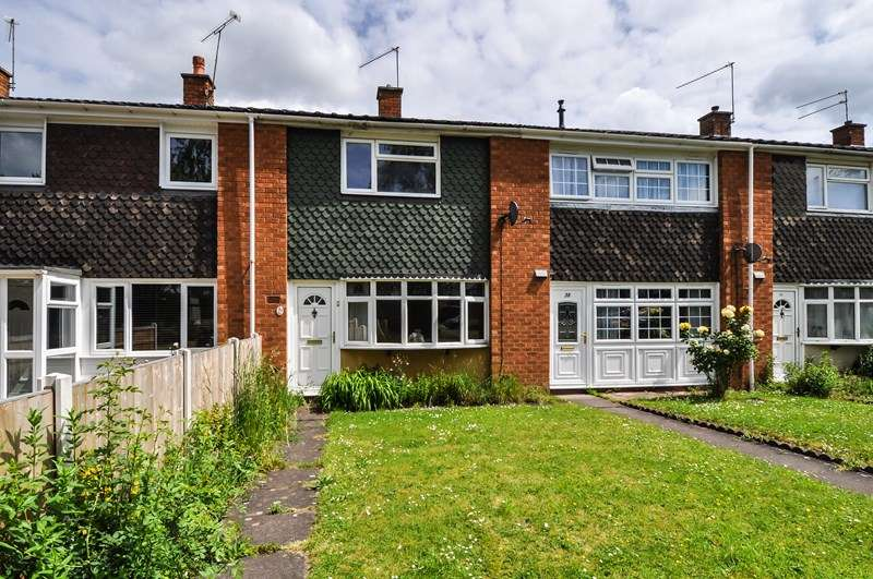 2 Bedrooms Terraced House for sale in Priors Oak, Batchley, Redditch