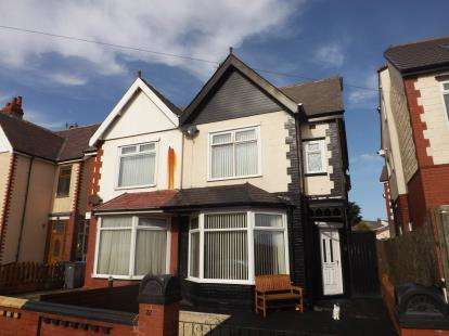 3 Bedrooms Terraced House for sale in Cavendish Road, Blackpool, Lancashire, United Kingdom, FY2