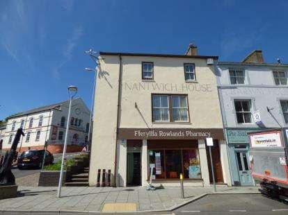 House for sale in Market Street, Holyhead, Sir Ynys Mon, LL65