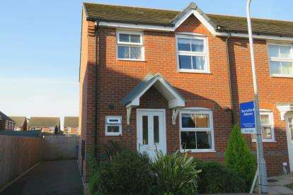 3 Bedrooms End Of Terrace House for sale in Coleman Road, Brymbo, Wrexham, Wrecsam, LL11