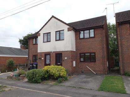 2 Bedrooms Semi Detached House for sale in Durrington