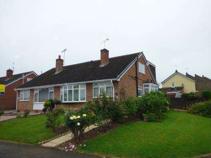 5 Bedrooms Bungalow for sale in Hornbrook Road, Burton-On-Trent, Staffordshire