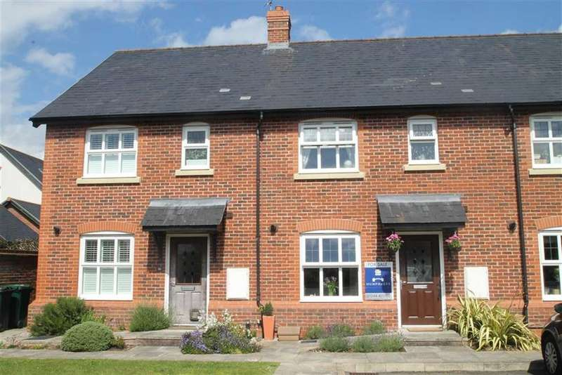 3 Bedrooms Terraced House for sale in Cheshires Way, Saighton