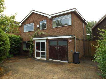 3 Bedrooms Detached House for sale in Barr Common Road, Walsall, West Midlands