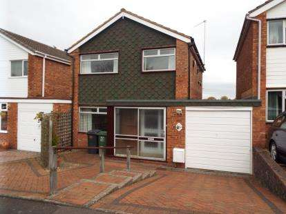 3 Bedrooms Link Detached House for sale in Soudan, Redditch, Worcestershire