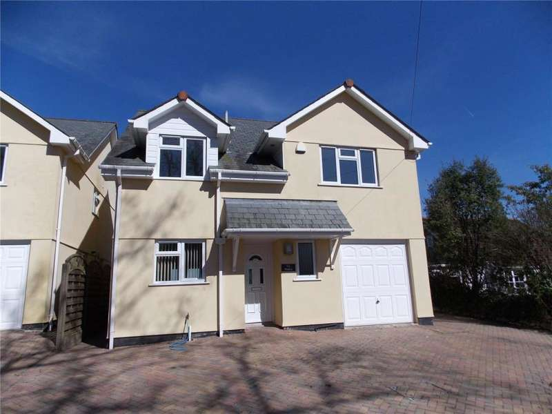 4 Bedrooms Detached House for sale in Carlyon Road, Playing Place, Truro