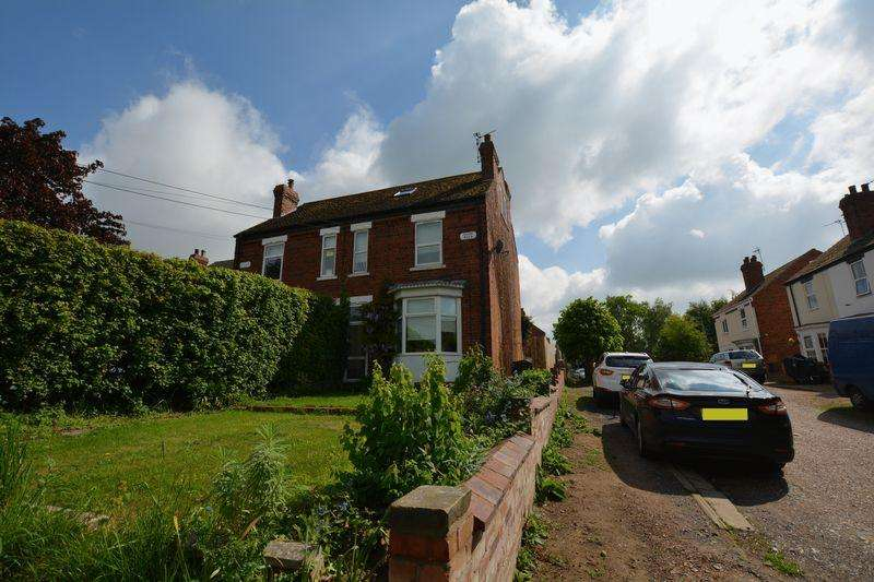 4 Bedrooms Semi Detached House for sale in High Street, Saxilby, Lincoln