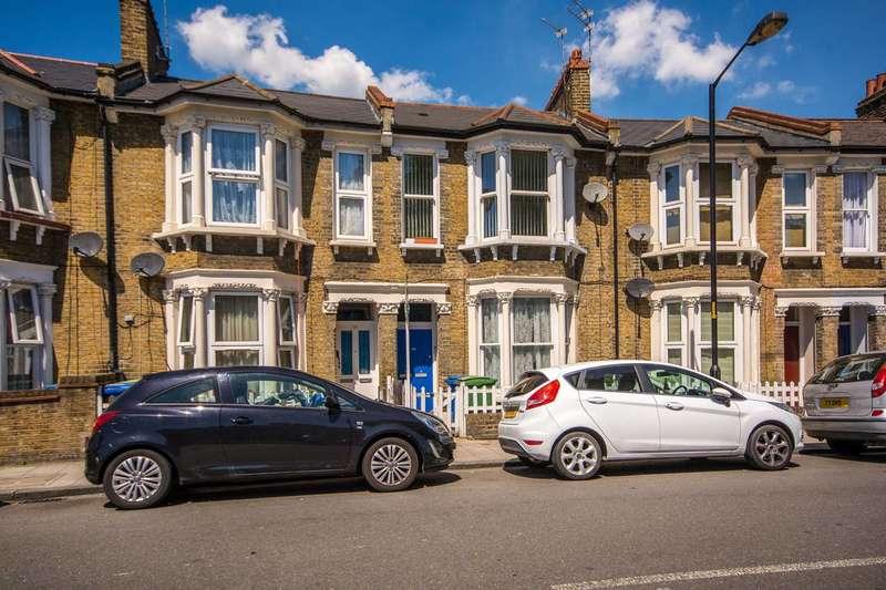 1 Bedroom Flat for sale in Meeting House Lane, Peckham, SE15