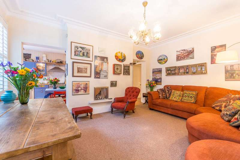 5 Bedrooms Flat for sale in Cumberland Mansions, Marylebone, W1H