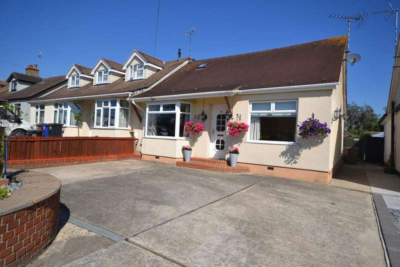 3 Bedrooms Semi Detached Bungalow for sale in Thames Haven Road, Corringham, STANFORD-LE-HOPE, SS17