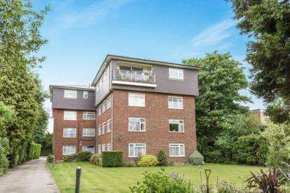 2 Bedrooms Flat for sale in Markham Court, 39 Wickham Road, Beckenham