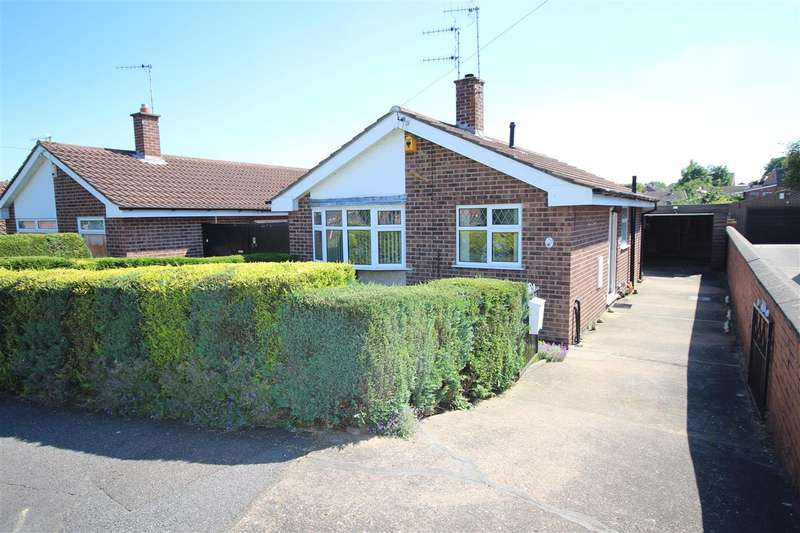 2 Bedrooms Bungalow for sale in Portland Road, Ilkeston