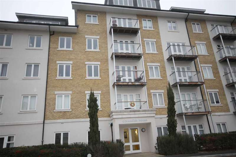 1 Bedroom Apartment Flat for sale in Cavendish House, 15 Park Lodge Avenue, West Drayton