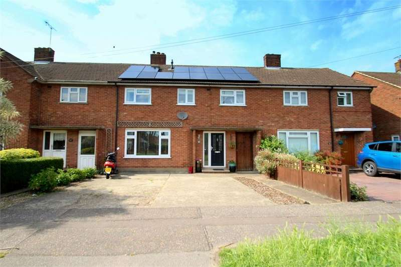 4 Bedrooms Terraced House for sale in Berechurch Hall Road, Colchester, Essex