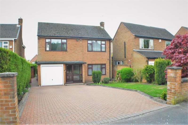 3 Bedrooms Detached House for sale in Clipstone Road West, Forest Town, Mansfield
