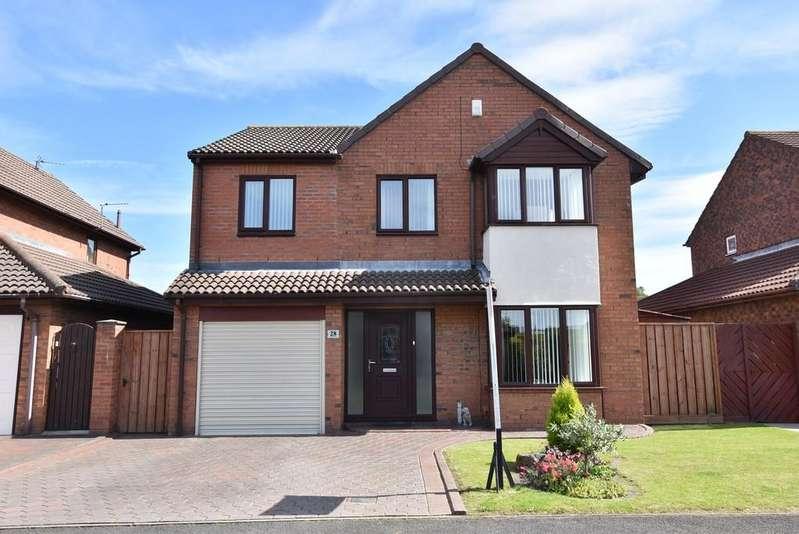 4 Bedrooms Detached House for sale in Leander Drive, Henley Grange