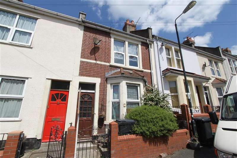 3 Bedrooms Terraced House for sale in Bloy Street, Easton, Bristol