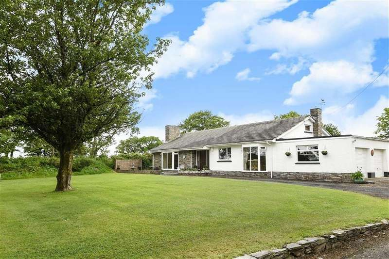 4 Bedrooms Equestrian Facility Character Property for sale in Bratton Clovelly, Okehampton, Devon, EX20